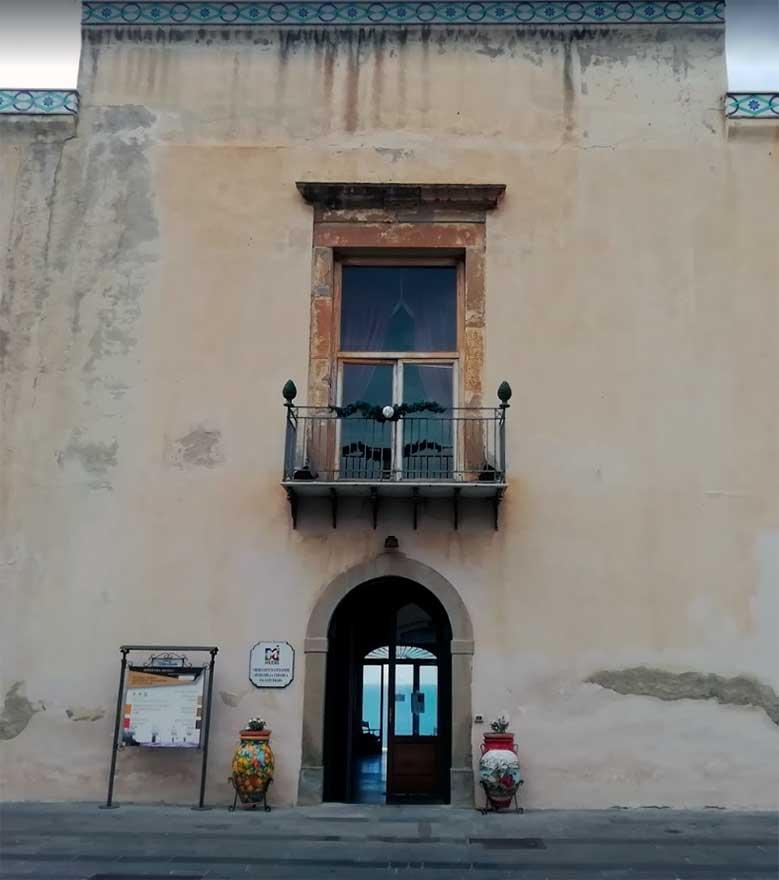 Museo della Ceramica a Santo Stefano di Camastra