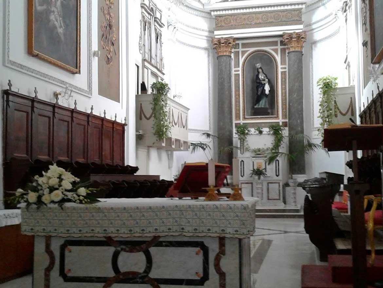 Chiesa Madre di Santo Stefano Camastra