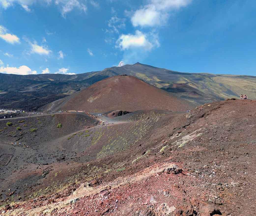 Crateri silvestri Etna