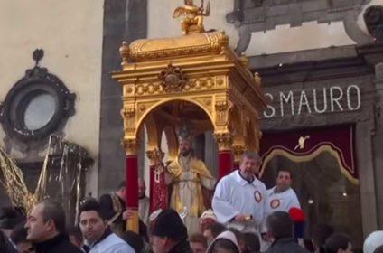 Festa di San Mauro Abate a Viagrande