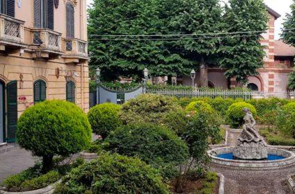 Villa Manganelli Biscari