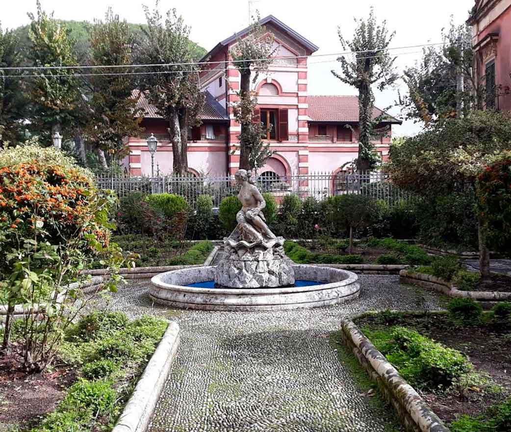 Villa Manganelli Biscari Viagrande