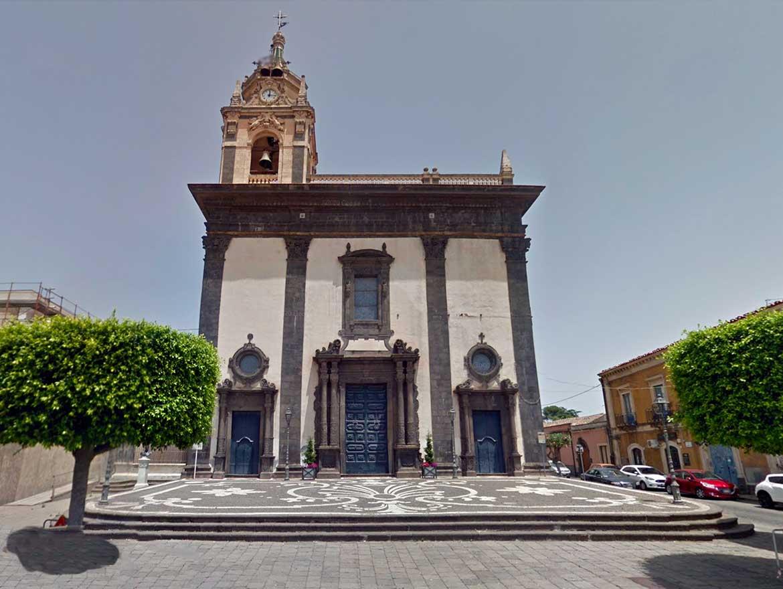 Chiesa Madre Santa Maria Idria a Viagrande