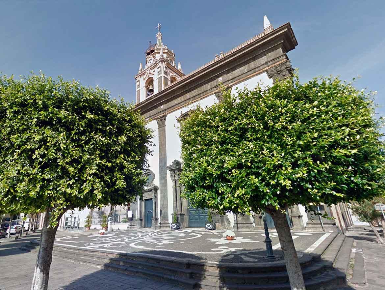 Chiesa Santa Maria dell'Idria a Viagrande