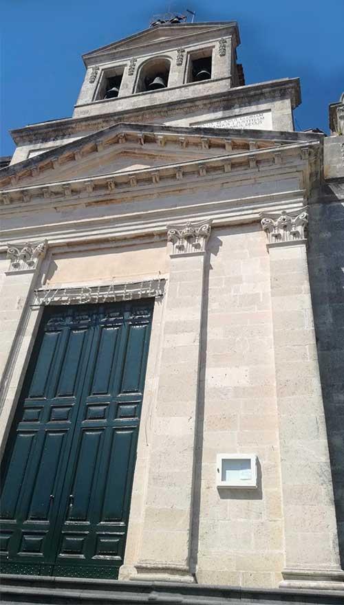 Chiesa di San Biagio Viagrande
