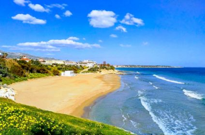 Spiaggia Pantanello ad Avola