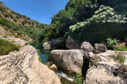 Riserva Naturale del Cassibile