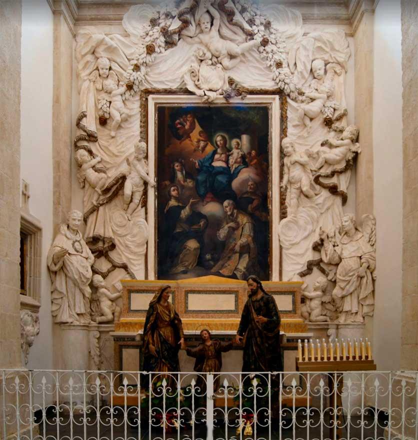 chiesa di san nicolò e san sebastiano avola