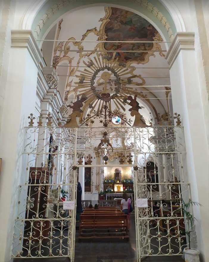 chiesa san nicolò e san sebastiano
