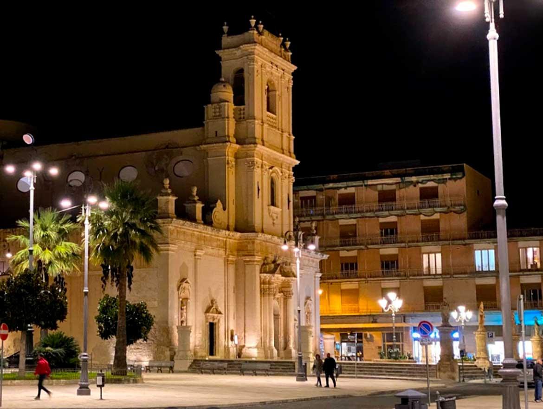 chiesa di san sebastiano avola