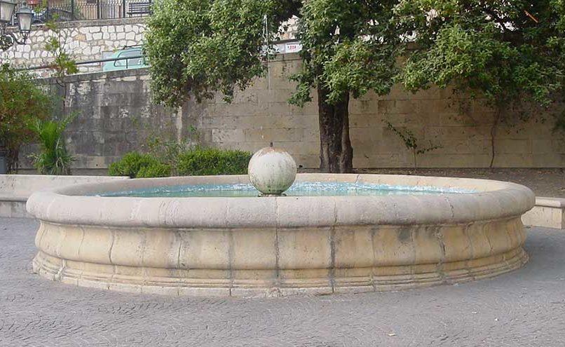 le fontane di bivona
