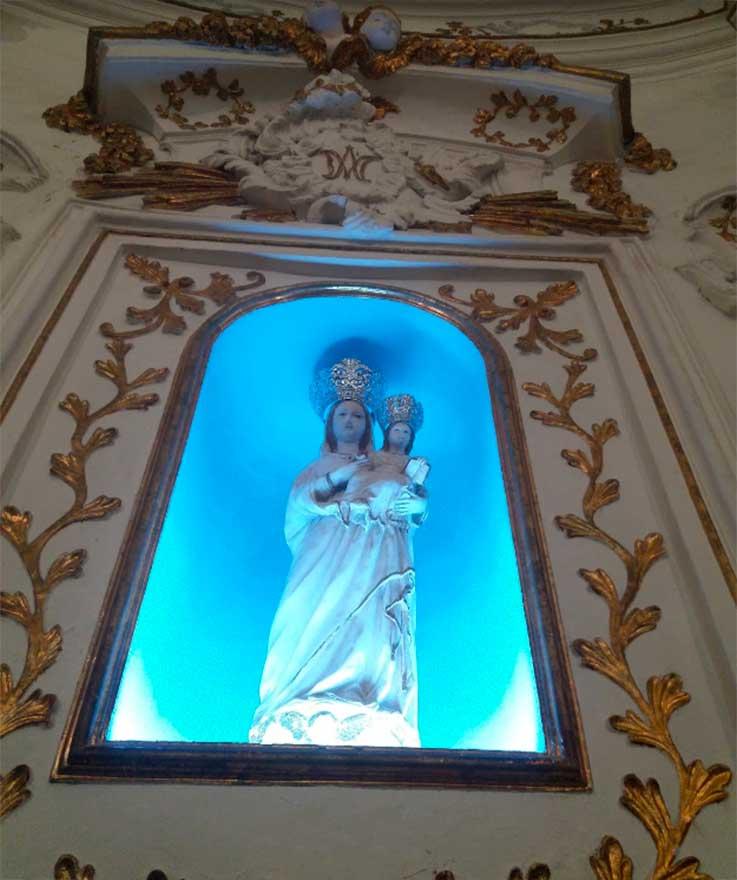 Chiesa Madrice Mater Salvatoris di Bivona