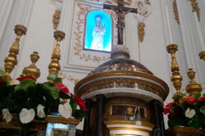 Chiesa Parrocchiale Madrice Mater Salvatoris