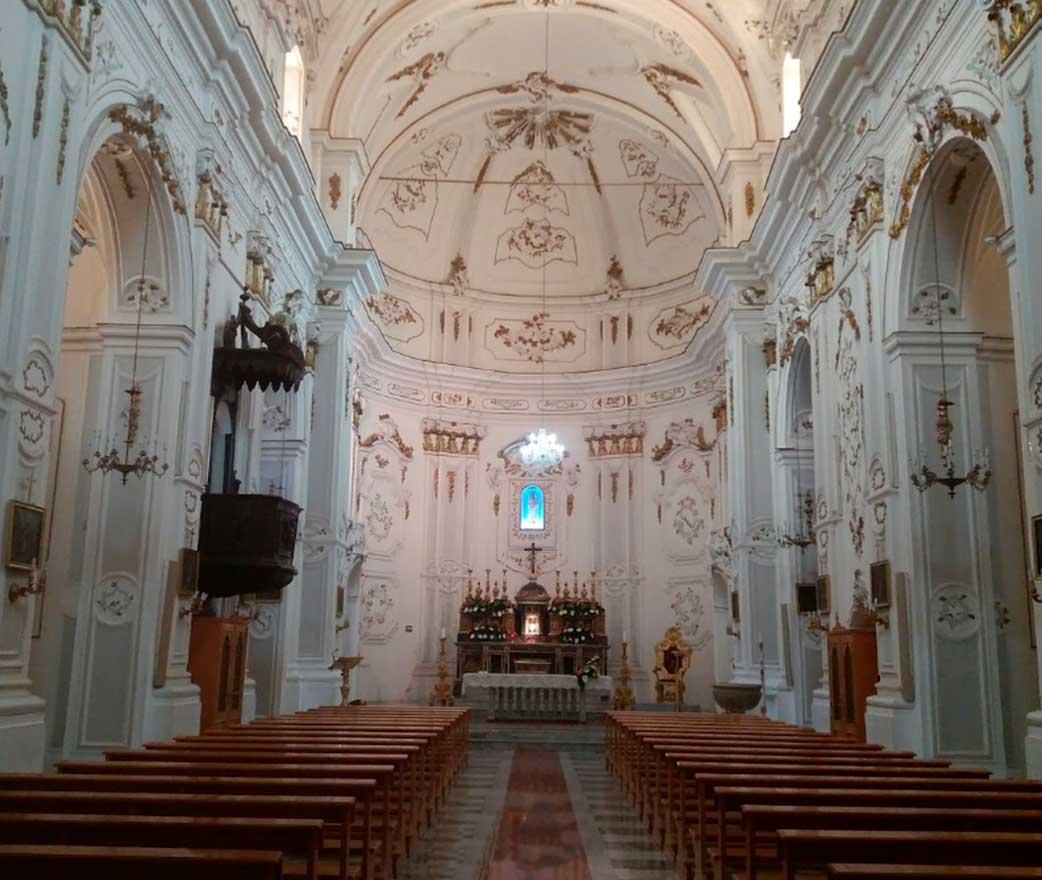 Chiesa Madrice Mater Salvatoris Bivona