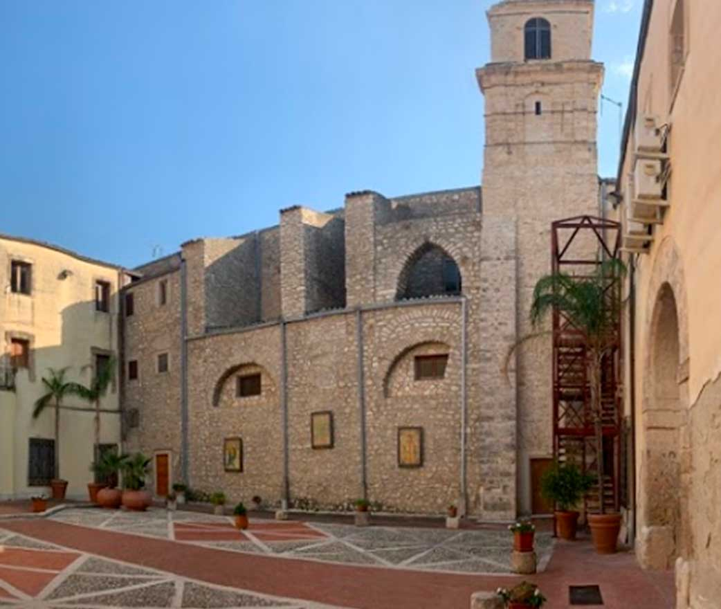 Chiesa Parrocchiale Madrice Mater Salvatoris Bivona