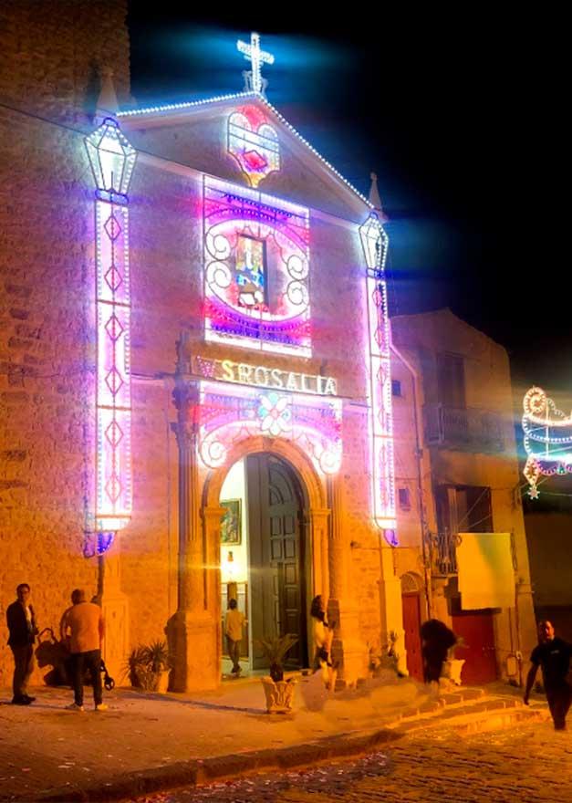 Chiesa di Santa Rosalia a Bivona
