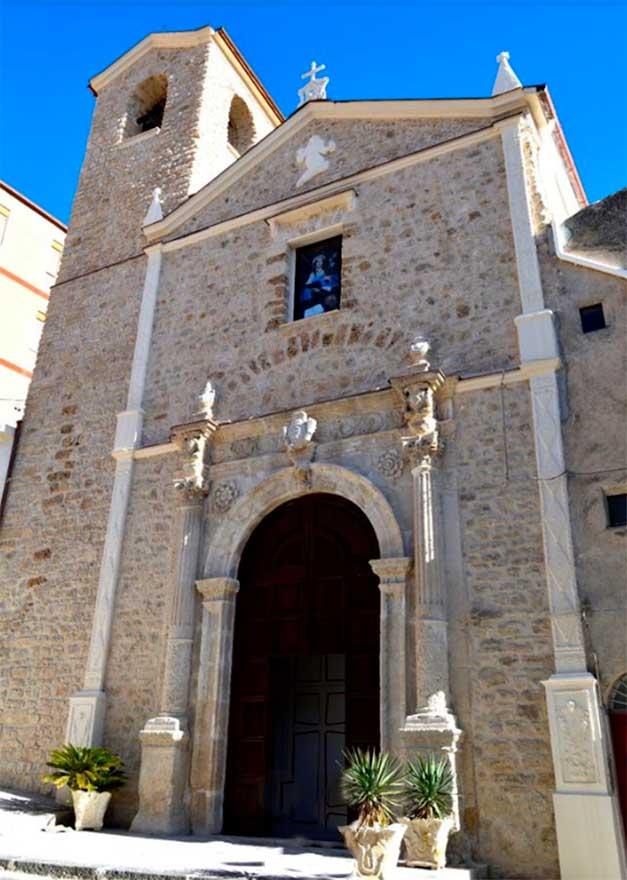 Chiesa di Santa Rosalia Bivona