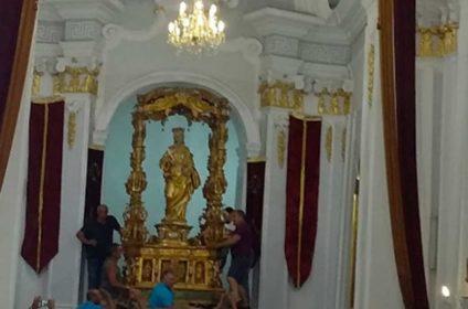 festa di Santa Rosalia a Bivona
