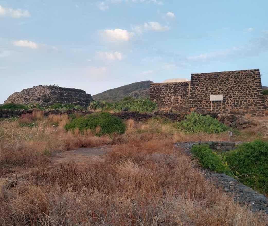 Parco Archeologico a Pantelleria