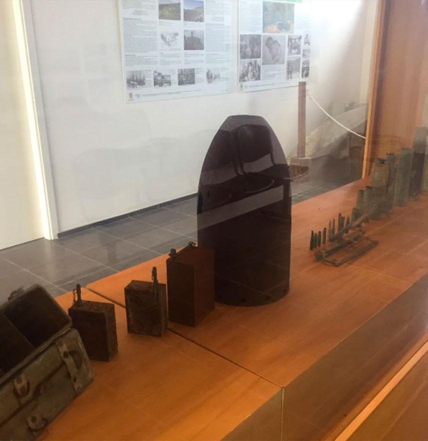 Cosa vedere al Museo Vulcanologico di Pantelleria