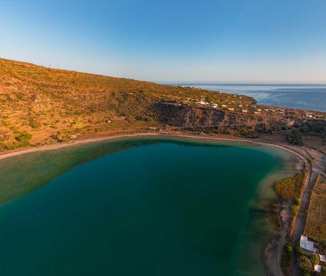 Lago di Venere Pantelleria