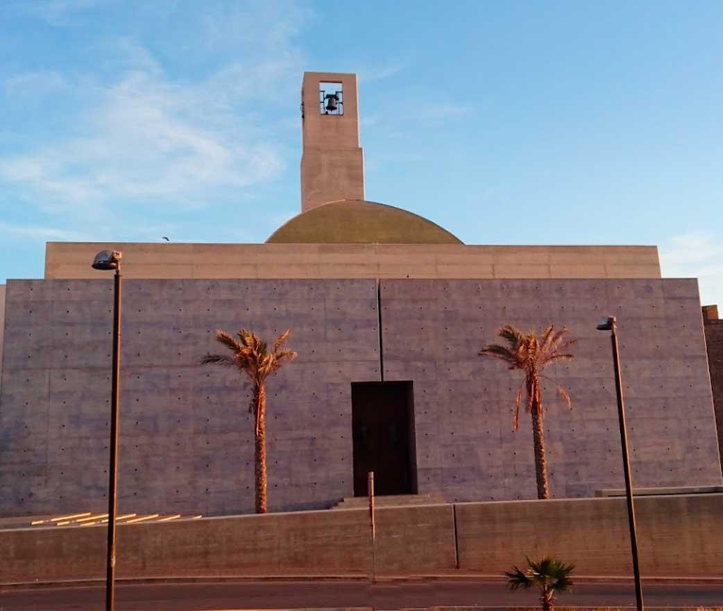 Chiesa Madre Pantelleria