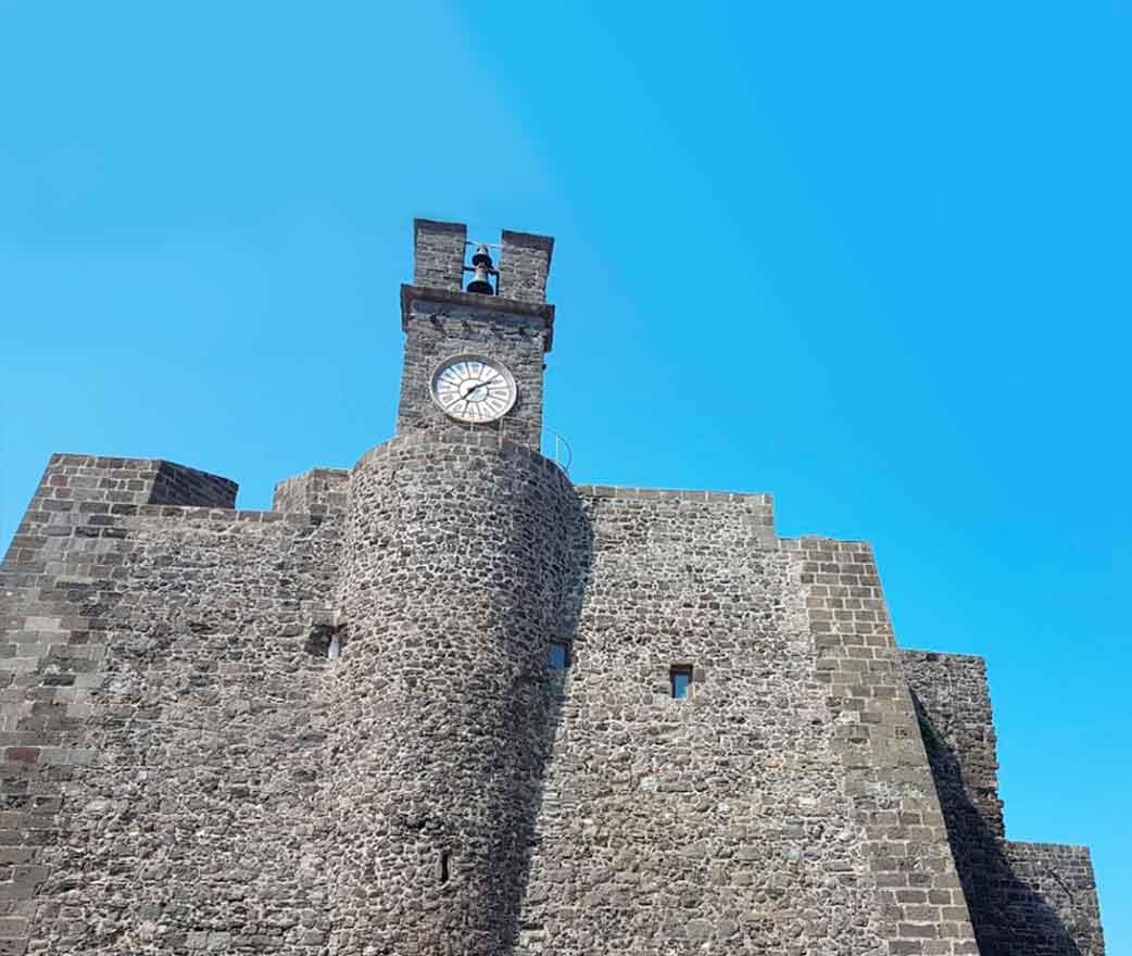 castello di pantelleria
