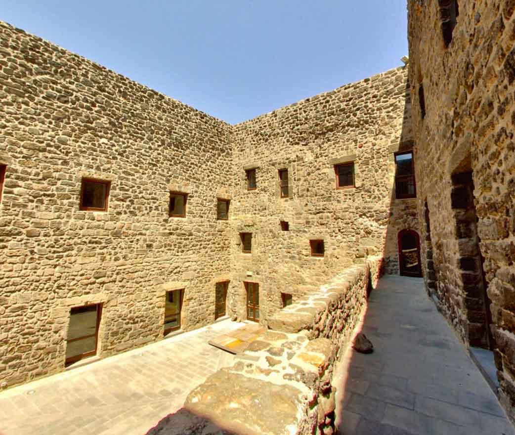 castello pantelleria