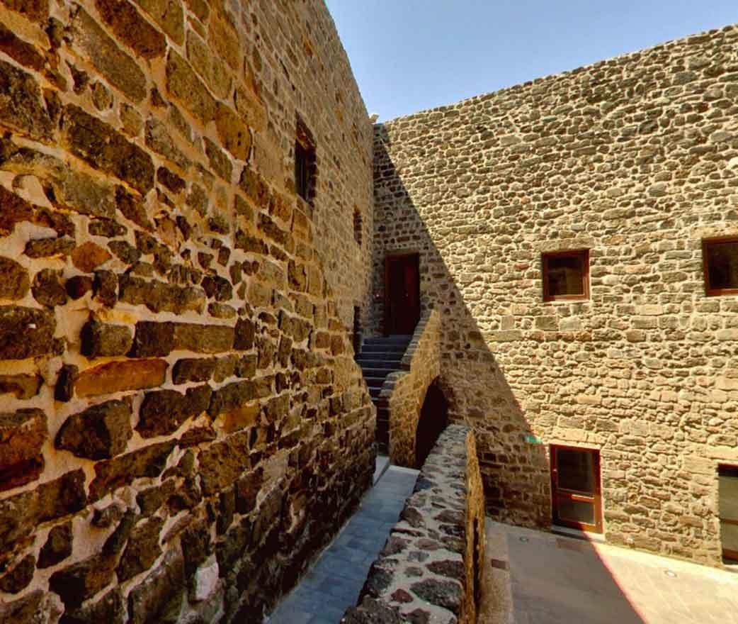 castello a pantelleria
