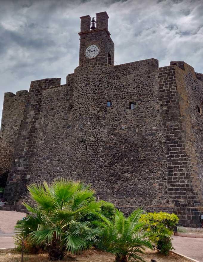 Castello Barbacane di Pantelleria
