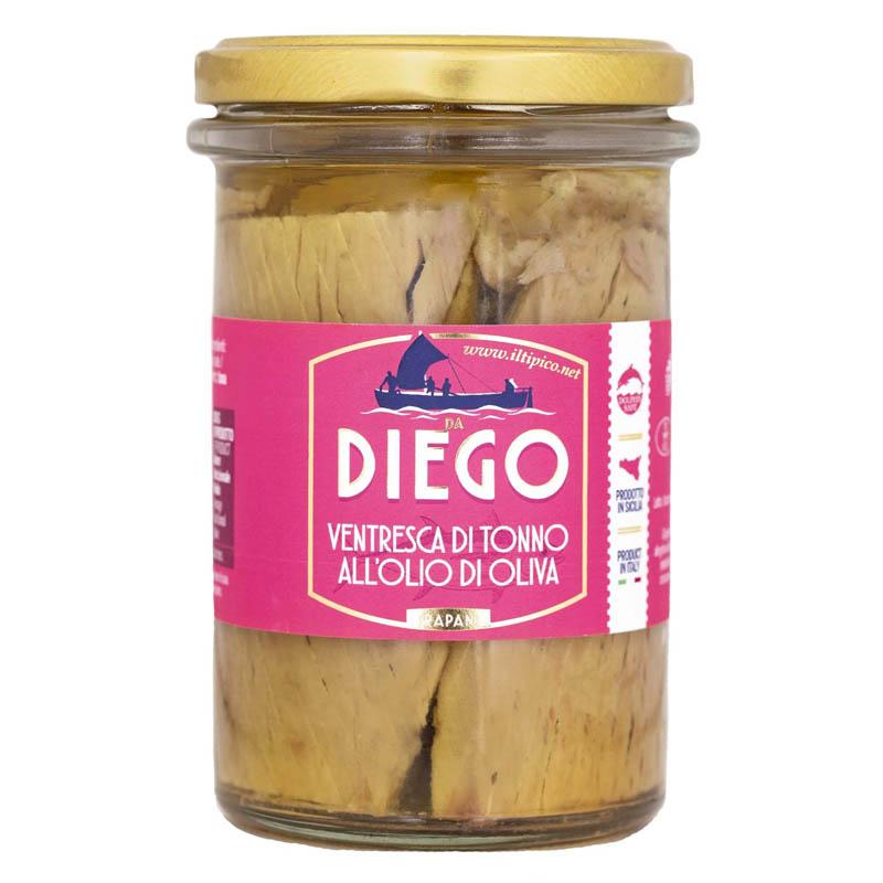 iltipico prodotti tipici siciliani trapani ventresca di tonno