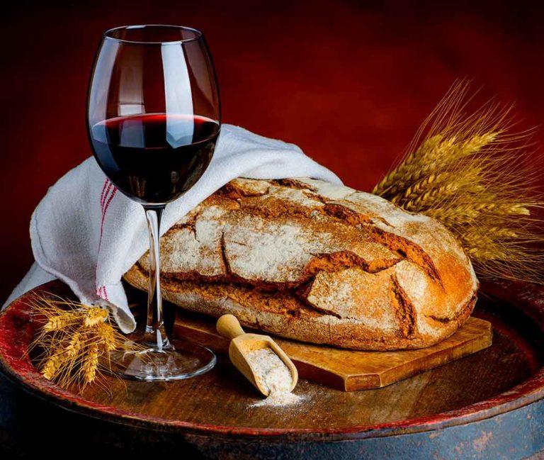 sagra del vino e del pane lipari