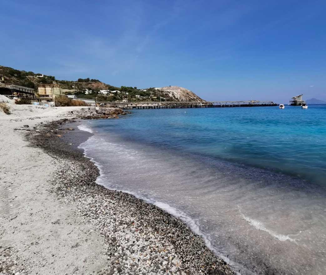 Spiaggia Bianca di Lipari