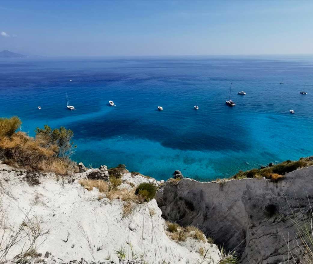Spiagge Bianche di Lipari