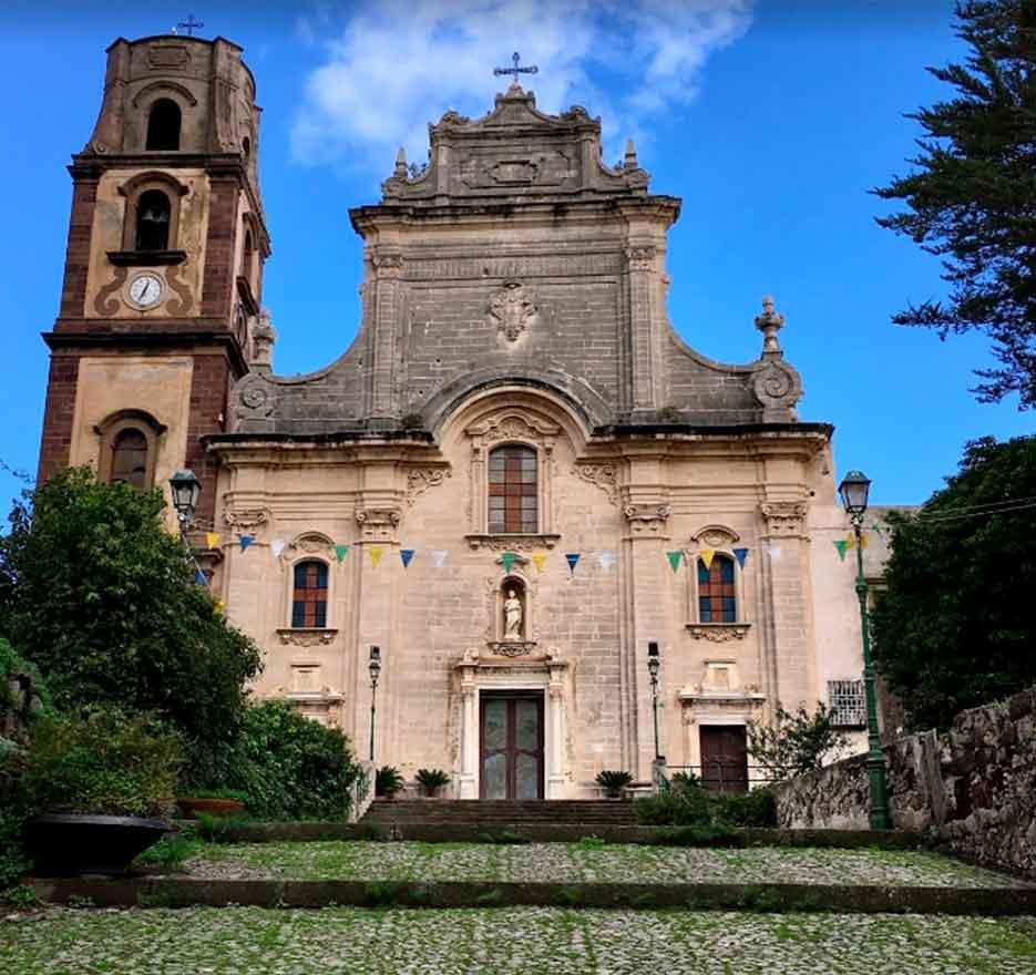 cattedrale di san bartolomeo lipari