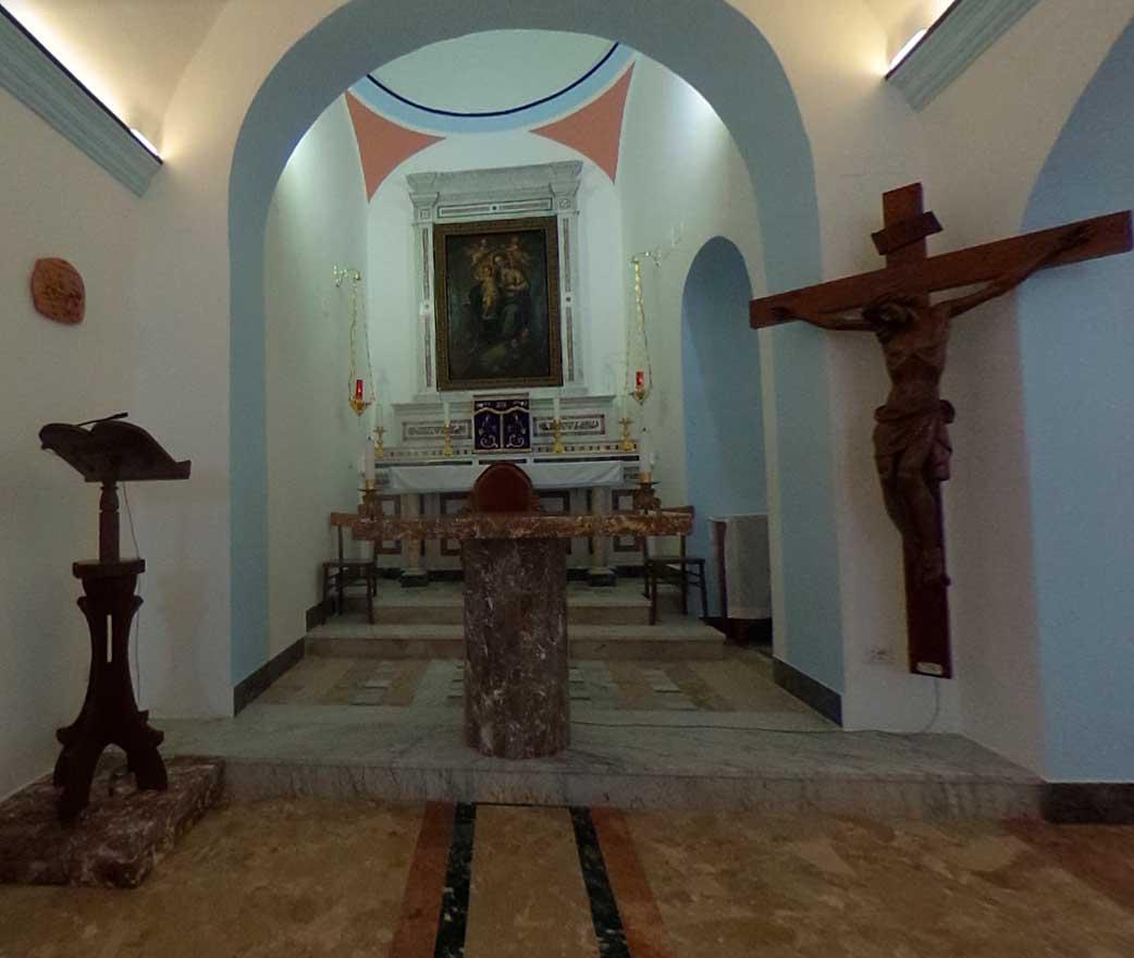 Santuario Maria Santissima della Catena a Lipari