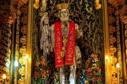festa San Bartolomeo Lipari