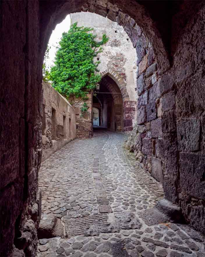 castello lipari