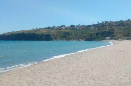 Spiaggia di Agnone Bagni Augusta