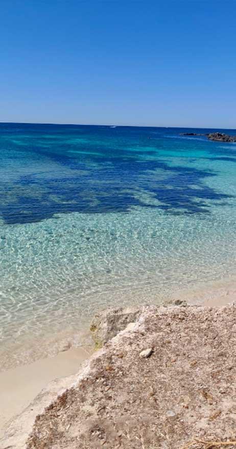 Spiaggia Calamoni