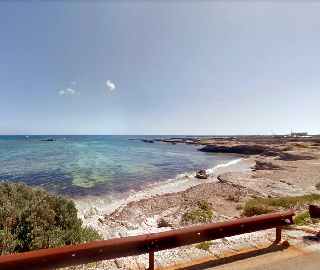 Spiaggia Calamoni Favignana