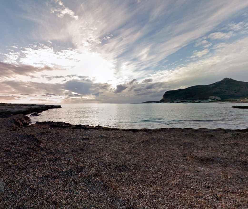spiaggia pubblica Lido Burrone