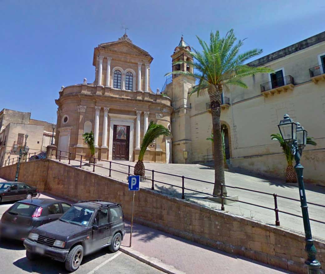 Chiesa Carmine Sambuca di Sicilia
