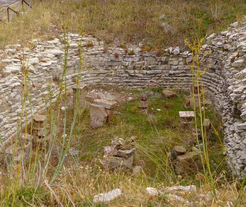 Sito Archeologico Adranone