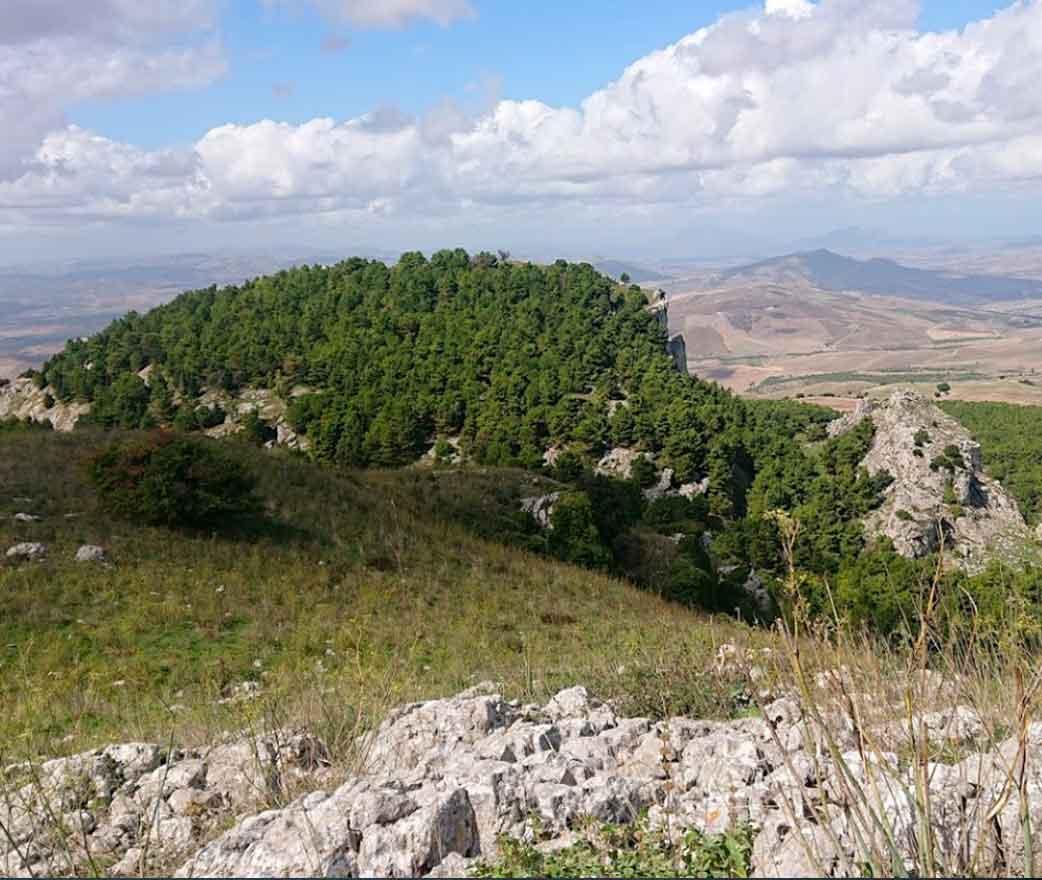 Monte Adranone Sambuca di Sicilia