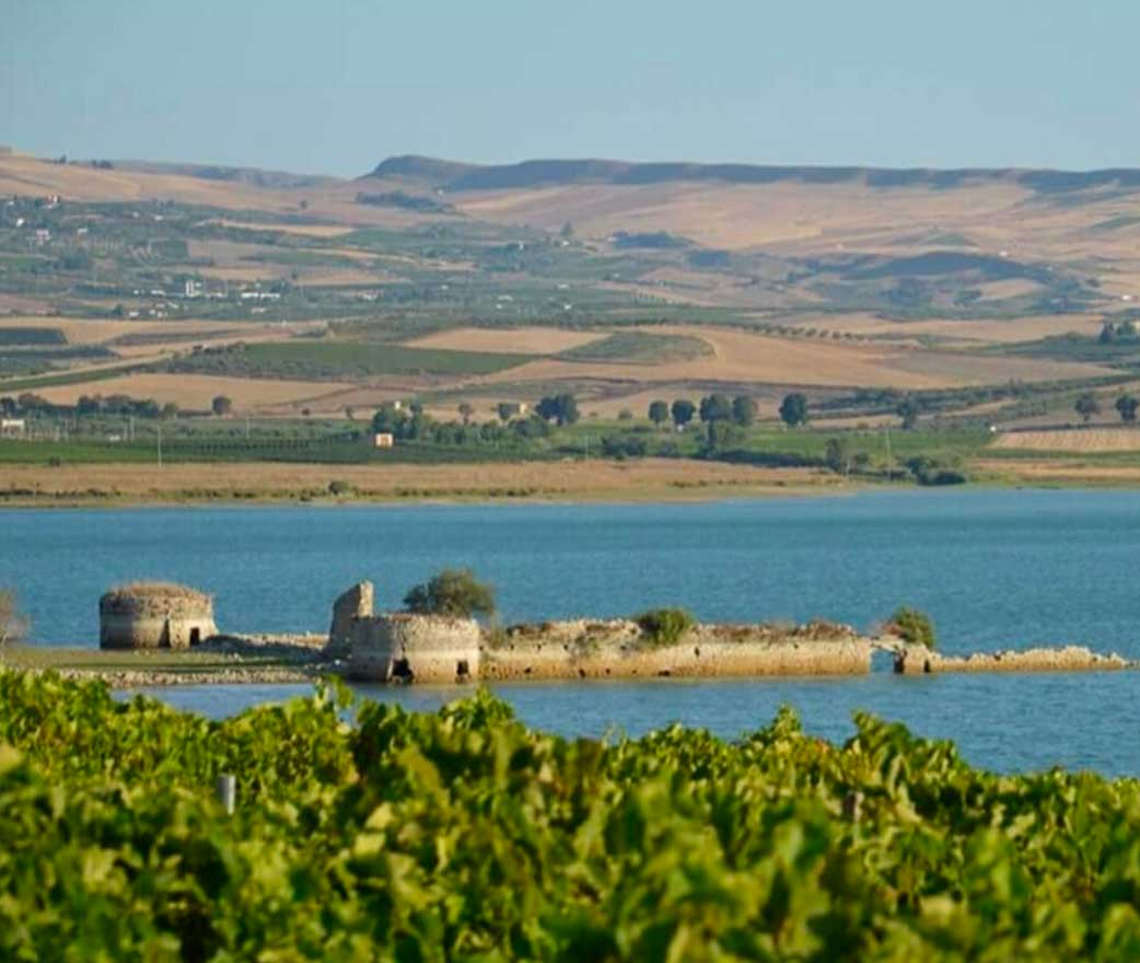 Fortino di Mazzallakkar a Sambuca di Sicilia