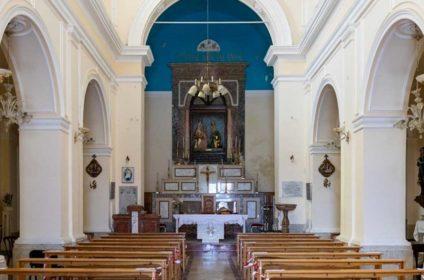 Chiesa Madre di Sant'Anna a Floresta
