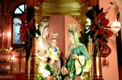 festa di Sant'Anna Floresta