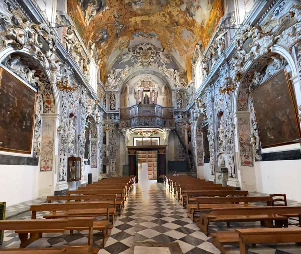 Chiesa di San Francesco di Mazara del Vallo