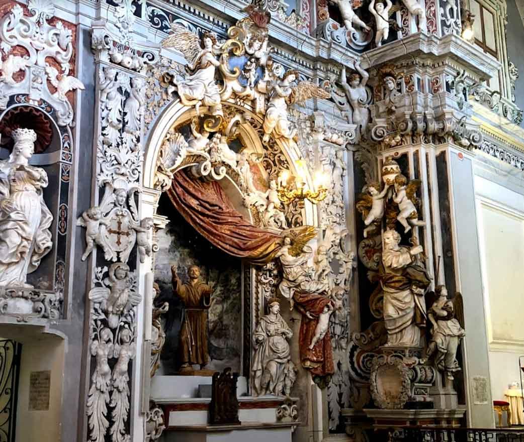 Chiesa di San Francesco Mazara del Vallo